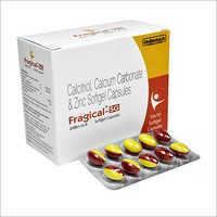 Calcitriol - Calcium Carbonate And Zinc Softgel Capsules