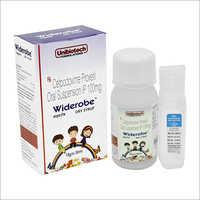 Cefpodoxime Proxteil Oral Suspension Syrup