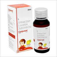 Montelukast Sodium and Levocetririzine Dihydrochloride Syrup