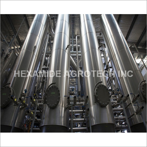 Industrial Distillation Plants