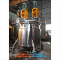 Twin Shaft High Speed Mixer