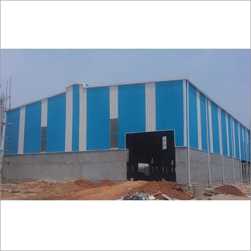 Pre Engineered Factory Building