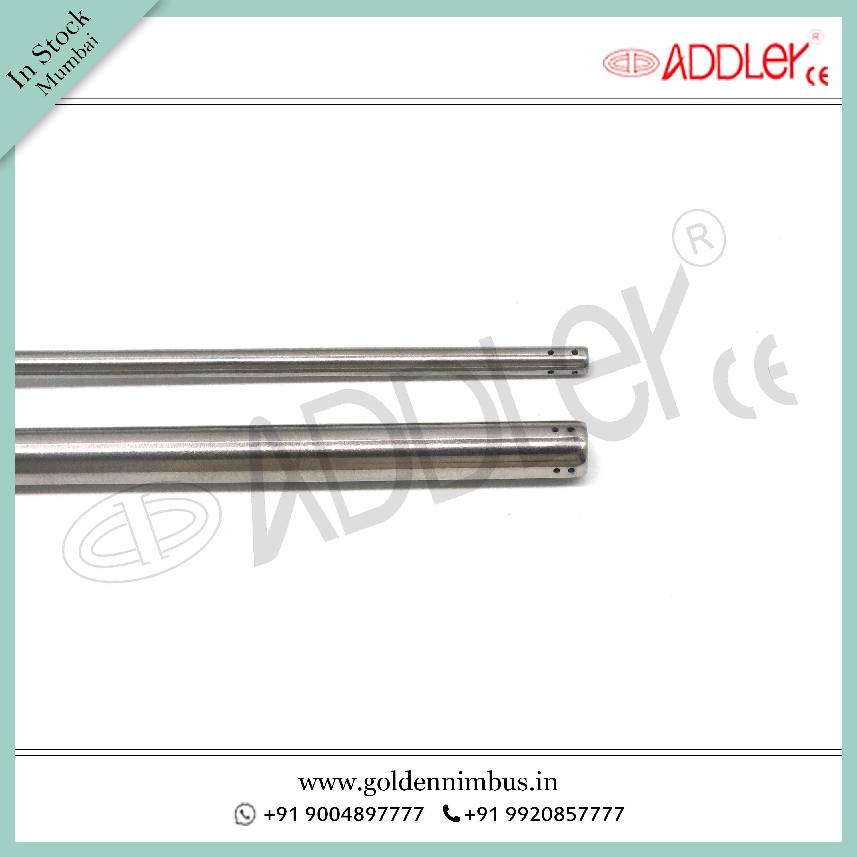 Brand New Addler 10 + 5 Mm Thumb Suction Tube