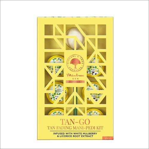 Mintree Tan Go Tan Fading Manicure Pedicure Kit