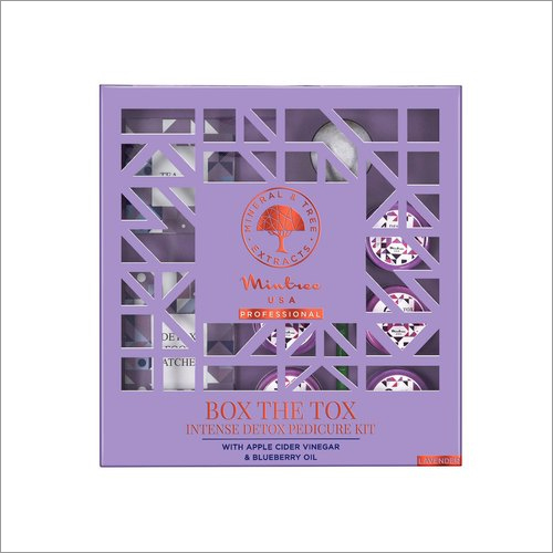 Mintree Box The Tox Intense Detox Pedicure Kit