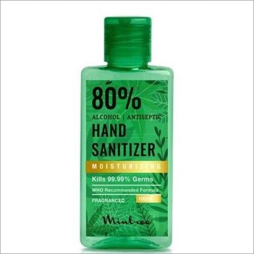 Hand Sanitizer Aloe 100ml By Mintree