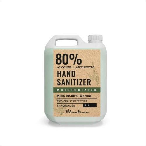 5L Mintree Aloevera Hand Sanitizer
