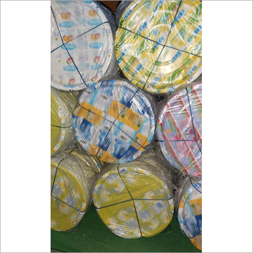 Round Disposable Plate