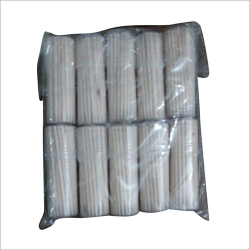 White Disposable Straw