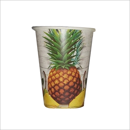 Printed Disposable Glass