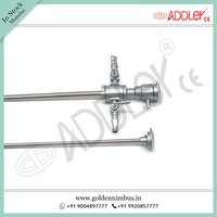 Brand New Addler Laparoscopic 4mm Arthroscopy Sheath