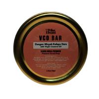 Facial Vco Bar Soap, 50 Grams