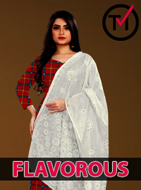 Flavorous Vol-1 Knitting Dupatta Catalog Collection