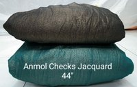 Anmol Checks  Jacquard