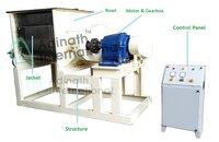 Magnetic Tape Coating Kneader 5 Liters, 10 Liters, 20 Liters, 50 Liters & 100 Liters