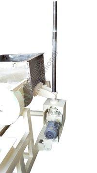 Bubble gum Z blade sigma kneading mixer chewing gum manufacturing machine India