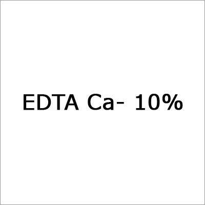 EDTA Ca- 10%