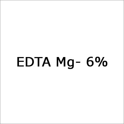 EDTA Mg- 6%
