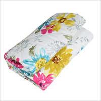 Floral Print Comforter
