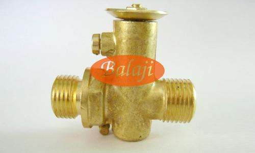 Brass Fuel Tap