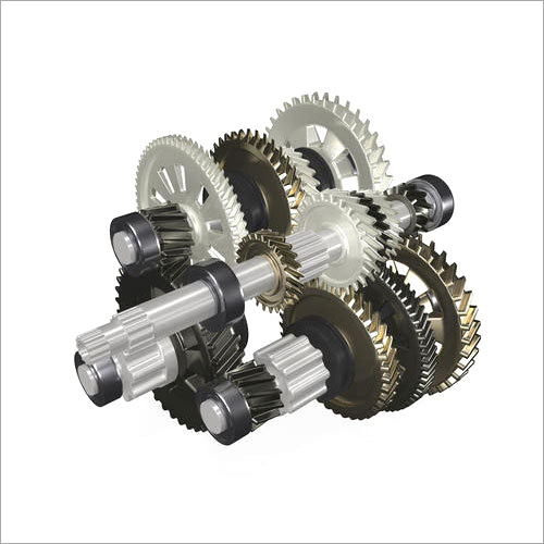 Industrial MS Gearbox