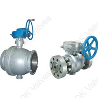 SQK A17 WC6 Cast Alloy Steel Ball Valve