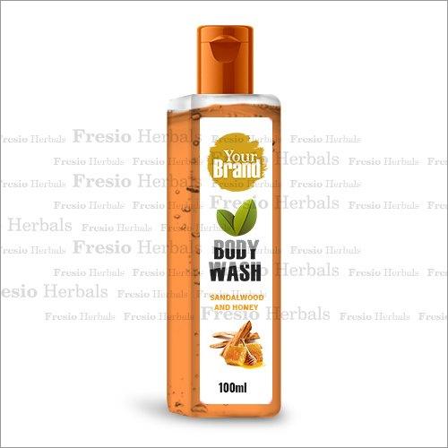 Sandalwood and Honey Body Wash