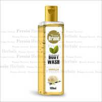 Vanilla Body Wash