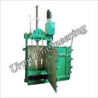 Corrugated Box Single Box Hydraulic Baling Press