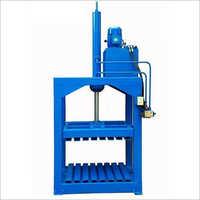 Raffia Cement Plastic Bag Hydraulic Baling Press Machine