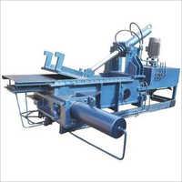 Triple Action Hydraulic Baling Press Machine