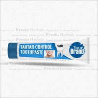 Tartar Control Toothpaste