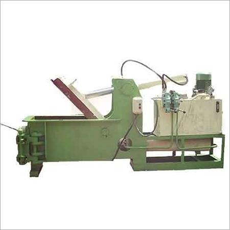 Automatic Scrap Baling Press Machine
