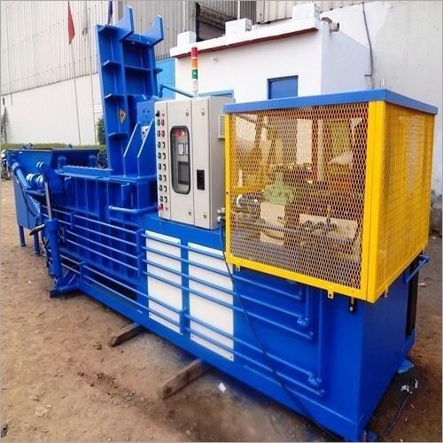 Double Action Hydraulic Scrap Baling Press Machine