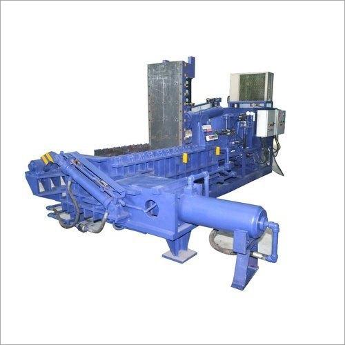 Triple Action Scrap Baling Press Machine