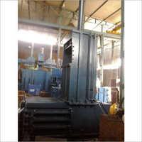 Industrial Baling Press Machine