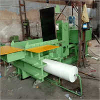Double Action Baling Press Machine