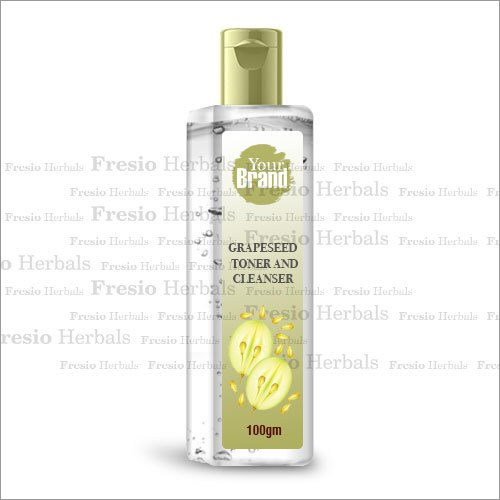 Grapeseed Toner and Cleanser