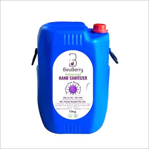 10 Kg BeuBerry Advanced Hand Sanitizer