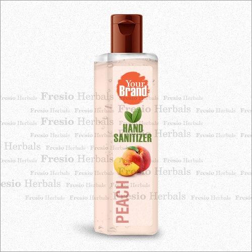 Peach Hand Sanitizer