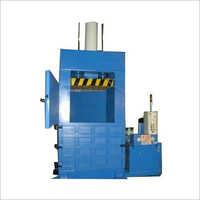 Mild Steel Vertical Baling Machine