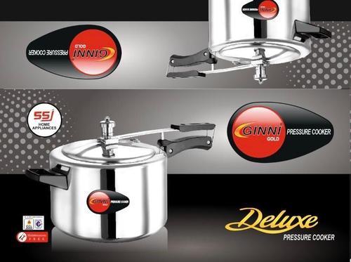 Ginni Gold Pressure Cooker Classic 3L