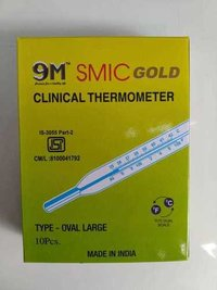 ORAL MERCURY THERMOMETER