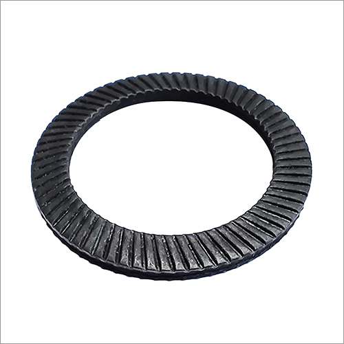 Safety Serrated Washer