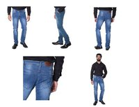 BRANDED JEANS WITH BILL