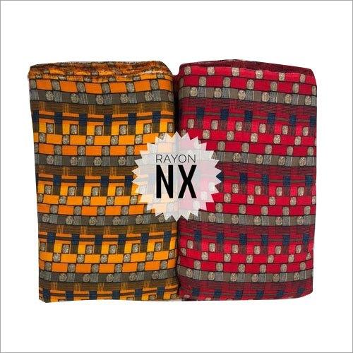 Fancy Rayon Patiala Suit Fabric