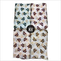 Fancy Floral Print Rayon Fabric