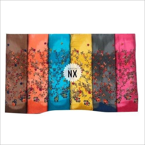 Fancy Rayon Kurti Fabric