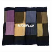Fancy Rayon Daaman Kurti Fabric