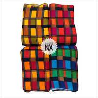 Designer Multicolor Rayon Fabric
